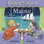 Good Night Maine book cover