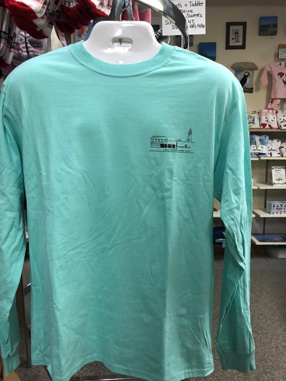 8e490acf12a3 Summer Keys Long Sleeve T-Shirt – West Quoddy Gifts