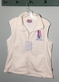 Ladies Maine Lupine Micro-Fleece Vest