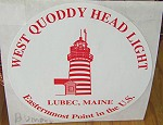 West Quoddy Bumper Sticker